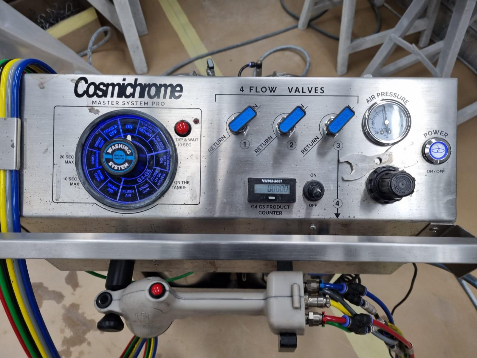 Master System Pro - 5 - Cosmichrome© - Atlantik Chrome